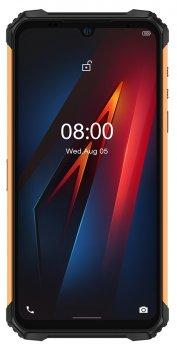 Мобильный телефон Ulefone Armor 8 4/64GB Orange (6937748733768)