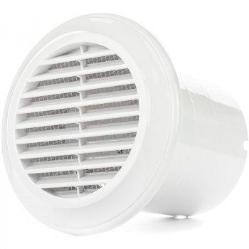 Вентилятор вытяжной Blauberg Deco 125 белый