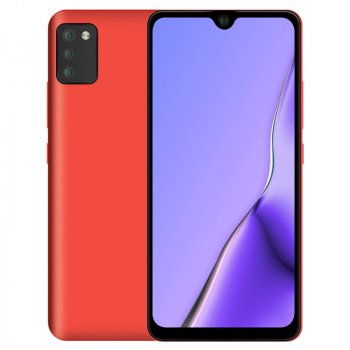 Смартфон Cubot Note 7 red