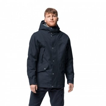 Куртка Jack Wolfskin CLIFTON HILL JACKET Темно-синий 1113341-1010