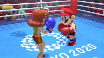 Mario & Sonic at the Olympic Games Tokyo 2020 (російські субтитри) Nintendo Switch
