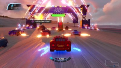 Cars 3: Driven to Win / Тачки 3: Навстречу к победе (російські субтитри) PS4