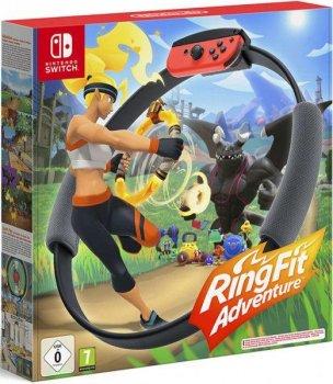 Ring Fit Adventure (англійська версія) Ninteno Switch
