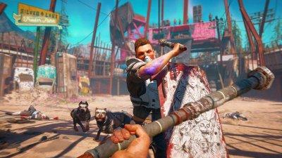 Far Cry New Dawn (російська версія) PS4