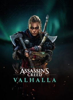 Артбук Світ гри Assassin's Creed Valhalla - Ubisoft (9786177756278)