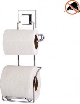 Держатель для туалетной бумаги TEKNO-TEL EF282-K хром