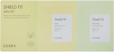 Набор пробников Cosrx Shield Fit Sun Set 1ea Солнцезащитные средства (8809598451292)