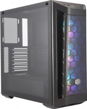 Корпус Cooler Master MasterBox MB511 ARGB Black (MCB-B511D-KGNN-RGA)