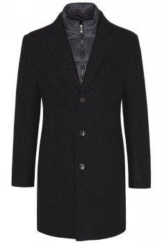 Чоловіче пальто Bugatti Чорний 625128 64088/290
