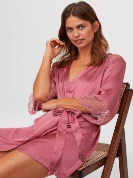 Халат H&M 0756318-0 Розовый