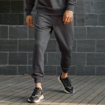 Спортивные штаны Пушка Огонь Jog 2.0 серые