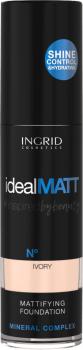 Тональный крем Ingrid Cosmetics Ideal Matt № 300 А 30 мл (5902026661584)