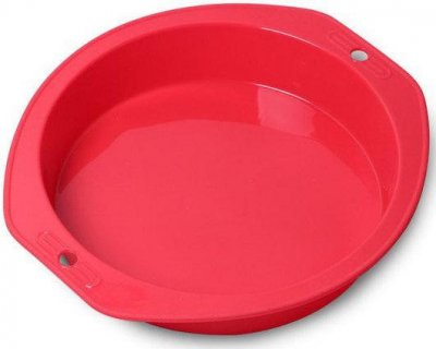 Форма для випічки Kamille Silicone Circle Ø25.8 см силіконова (KM-7751)