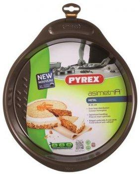 Форма для випічки Pyrex Asimetria Ø26 см з антипригарним покриттям (UK-AS26BA0)