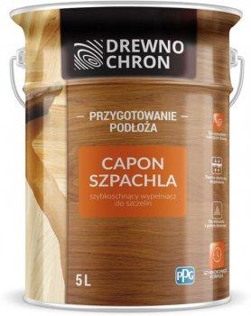 Шпаклівка для дерева Drewnochron Capon 5 л (DN-424247)