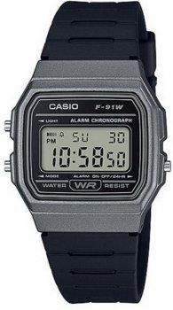 Чоловічий наручний годинник Casio W-91WM-1BEF