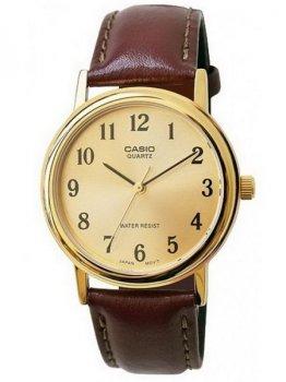 Чоловічий наручний годинник Casio MTP-1095Q-9B1