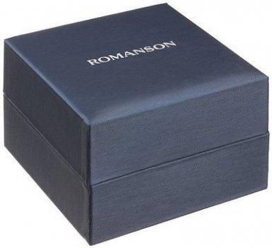 Женские наручные часы Romanson RL1266QLR2T WH