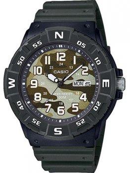 Чоловічі наручні годинники Casio MRW-220HCM-3BVEF