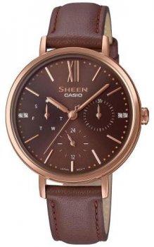 Жіночі наручні годинники Casio SHE-3064PGL-5AUER