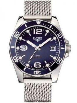 Чоловічі наручні годинники Elysee 60112S