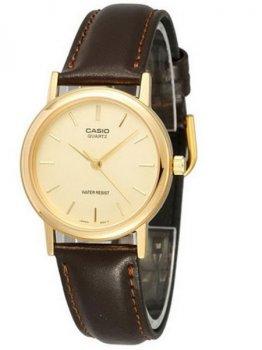 Чоловічий наручний годинник Casio MTP-1095Q-9A