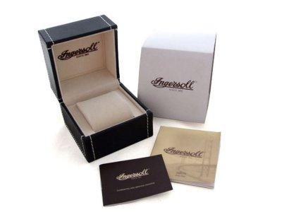 Мужские наручные часы Ingersoll IN3900RBK