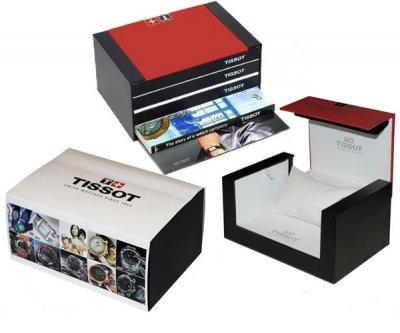 Чоловічі наручні годинники Tissot T109.610.36.051.00
