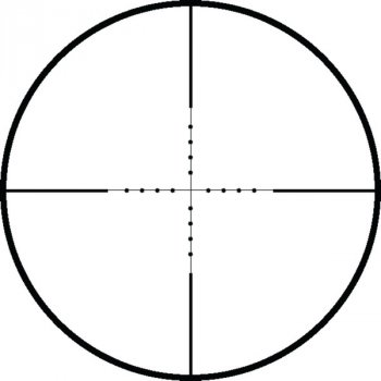 Прицел оптический Hawke Vantage 3-9x50 AO (Mil Dot)