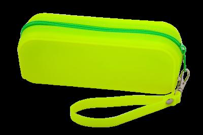 Пенал силиконовый ZiBi Монохром 18х7х5 см Желтый (ZB.704220-15)