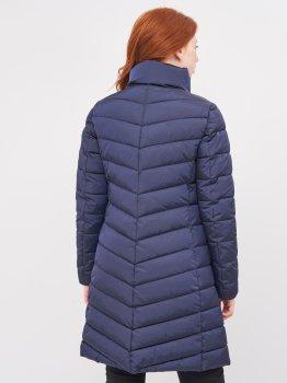 Пальто Geox W0429A/T2453/F4399 Синее