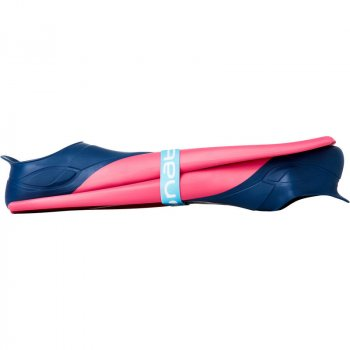 Ласты для Плавания, Сноркелинга ORIGINAL NABAIJI TRAINFINS (30/31 размер) Розовый