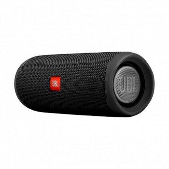 Акустическая система JBL Flip 5 Black (JBLFLIP5BLK)