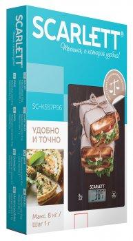 Весы кухонные SCARLETT SC-KS57P56