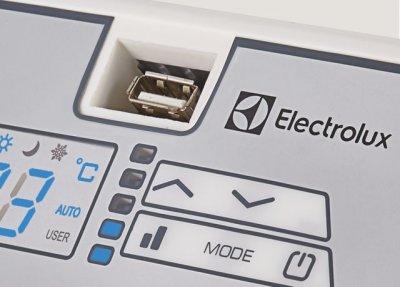 Електричний конвектор Electrolux Air Gate Digital Inverter ECH/AGI-1500