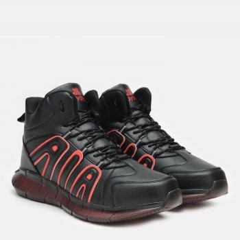 Ботинки Bayota A20016-3 Черные
