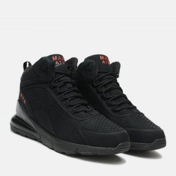Ботинки Bayota A9852-2 Черные