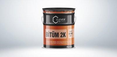 Бітумна гідроізоляція Clever Polymers BITUM 2K (30 кг)