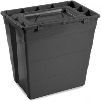 Контейнер для сбора медицинских и биологических отходов AP Medical SC 30 л R Black (2020700 4368 04)