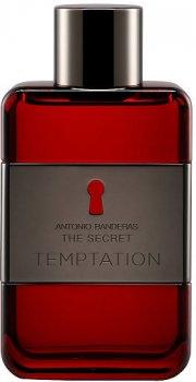 Тестер туалетной воды для мужчин Antonio Banderas The Secret Temptation 100 мл (8411061860533)