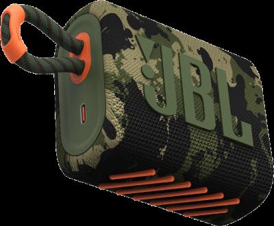 Акустична система JBL Go 3 Squad (JBLGO3SQUAD)