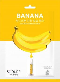 Маска для лица ампульная с экстрактом банана Jkosmec 25 мл (8809689370334)