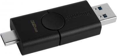 Kingston DataTraveler Duo 32GB USB 3.2 + Type-C (DTDE/32GB)