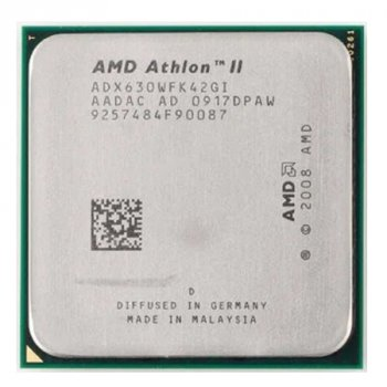 Процессор AMD Athlon II X4 630 2,8GHz AM3 Б/У