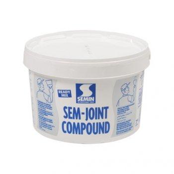 Шпаклівка полімерна Semin Sem Joint Compound 7 кг (11667754)
