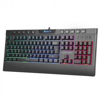 Ігрова клавіатура дротова з підсвічуванням X'trike ME Gaming KB-508 (gr_012269)