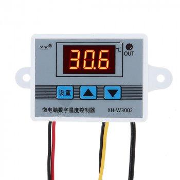 Терморегулятор цифровий термостат Kronos Xh-W3002 220В 1500w (bks_01976)