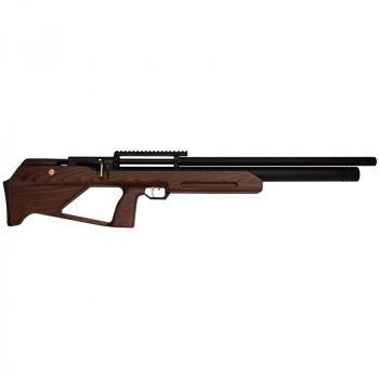 Гвинтівка пневматична Zbroia Козак PCP 550-290 (4.5 мм), з попередньою накачуванням, коричнева