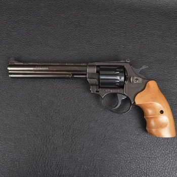Револьвер под патрон Флобера Safari PRO 461м (6.0'', 4.0mm), ворон-бук