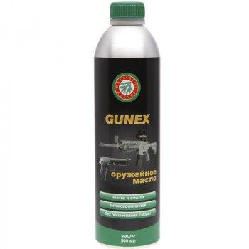 Масло збройне універсальне Klever Ballistol Gunex-2000 (500мл)